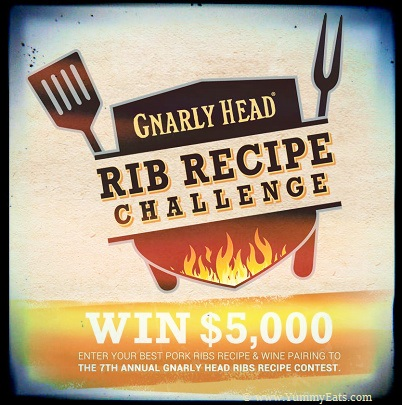 Gnarly Head Ribs Recipe Contest Online Entry