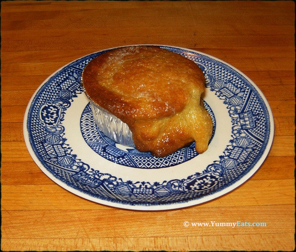 Greek Yogurt Pound Cake prepared from Plated Dinner Box recipe