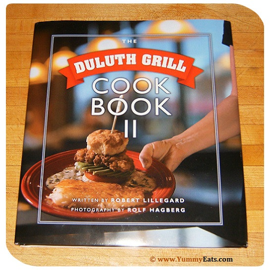 The Duluth Grill Cook Book Volume 2 Review