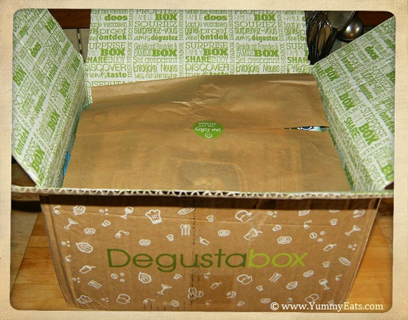 Degustabox Food Box by Subscription